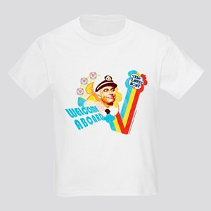Welcome Aboard Kids Light T-Shirt